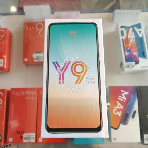 Huawei y9 prime 4gb ram 128gb rom - Mobile Phones & Gadgets for sale in  Skudai, Johor
