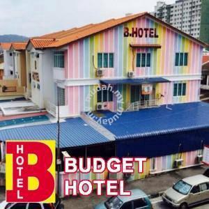 Hotel Budget Sungai Nibong