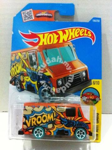 hotwheels hw art cars combat medic 6 orange hobby collectibles for sale in tanjung bungah. Black Bedroom Furniture Sets. Home Design Ideas