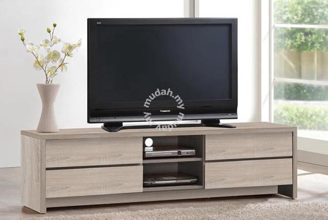 Cabinet Almari Tv Tv Rack Stand Tv Rak Furniture