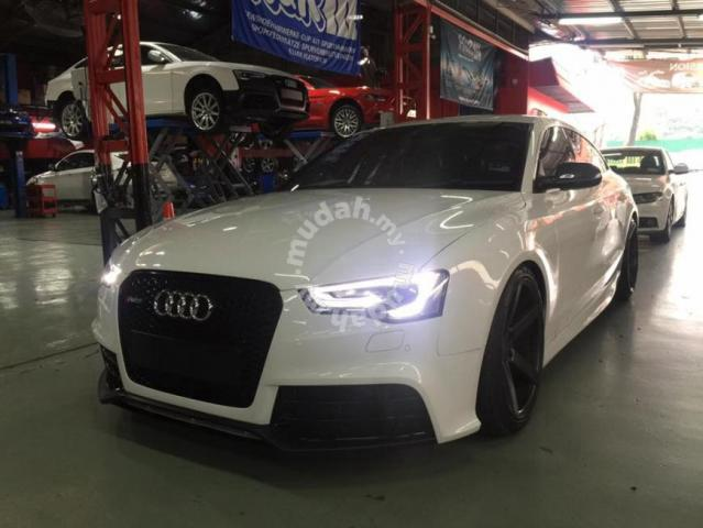 Audi A5 Rs Facelift Front Bodykit Car Accessories Parts For Sale In Setapak Kuala Lumpur