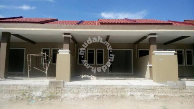 Rumah Teres Setingkat Di Kemasik Houses For In Kemaman Terengganu