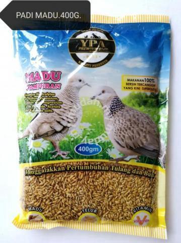 Ypa Padi Madu 400gram Bird Feed Makanan Burung Pets For Sale In Seri Kembangan Selangor Mudah My