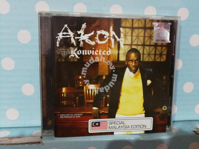 CD Akon - Konvicted - Music/Movies/Books/Magazines for sale in