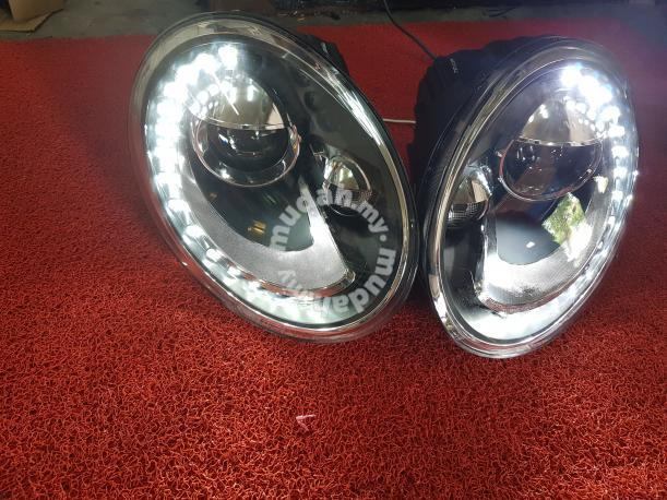 VW Beetle Accessories >> Vw Volkswagen Beetle Led Projector Headlamp Led Car Accessories Parts For Sale In Setapak Kuala Lumpur