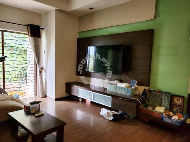 Fully Furnished Apartment Skyhomes in The Dales , Ipoh, Perak