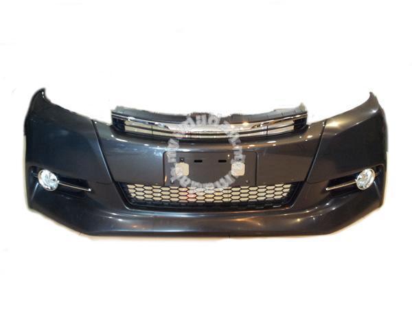 toyota   facelift front bumper set car accessories parts  sale  setapak kuala