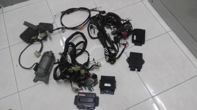 Cdi kawasaki Vulcan 500 , EN500 , Ninja 500, GPZ50 - Motorcycle Accessories on