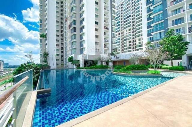 Seri Kembangan, One South Garden Serviced Residence, Fully Furnished