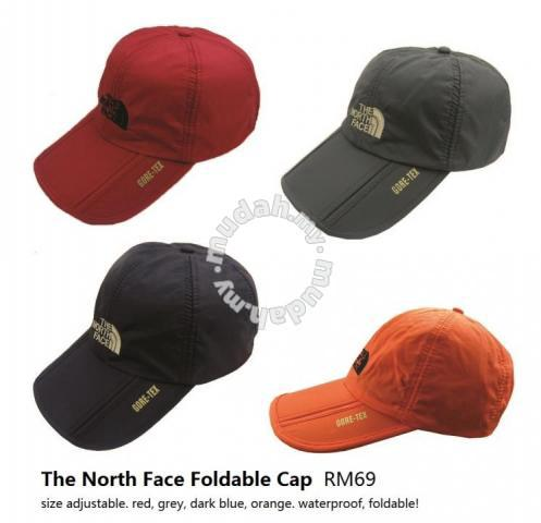The North Face Foldable Cap Outdoor Hat - Sports   Outdoors for sale in  Bukit Bintang 217a891c134