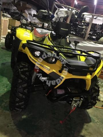 ATV Linhai-Yamaha motor new 400cc 4x4 (kuching - Sports & Outdoors for sale  in Kuching, Sarawak