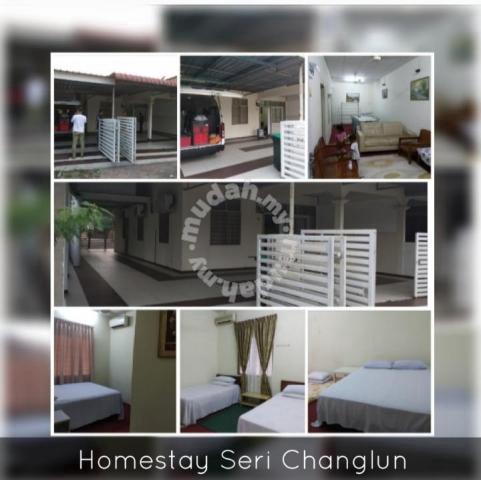 Homestay Seri Changlun 1 2 Accommodation Homestays For Rent In Changloon Kedah Mudah My