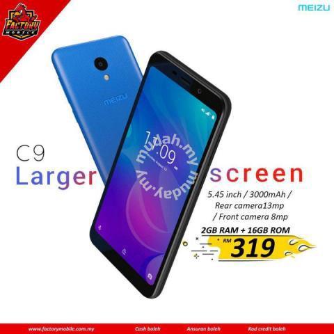 Meizu c9   2+16gb   New Ori malaysia Set - Mobile Phones   Gadgets for sale  in Shah Alam 852c627cf0