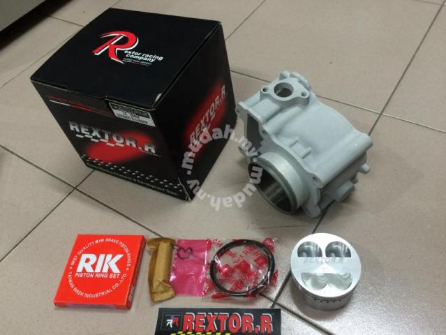 Rextor R ceramic block lc/y15zr/fz - Motorcycle Accessories & Parts for  sale in Pekan Nanas, Johor