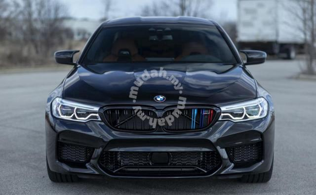 BMW G30 M5 Tri Color Front Grille Bumper Grill - Car Accessories & Parts  for sale in Bandar Sunway, Selangor