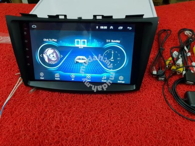 Suzuki swift android mirror link mp5 gps player 1 - Car Accessories