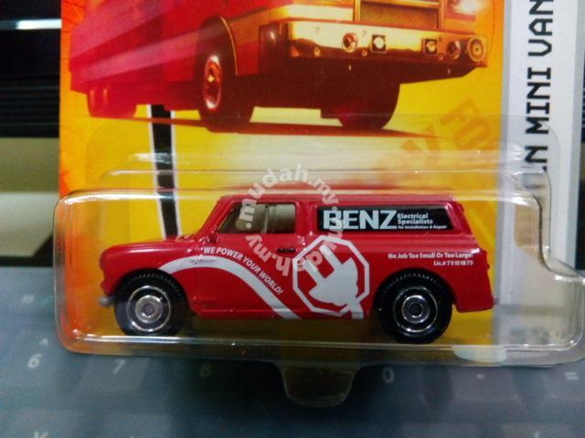 2009 Matchbox Austin Mini Van Hobby Collectibles For Sale In