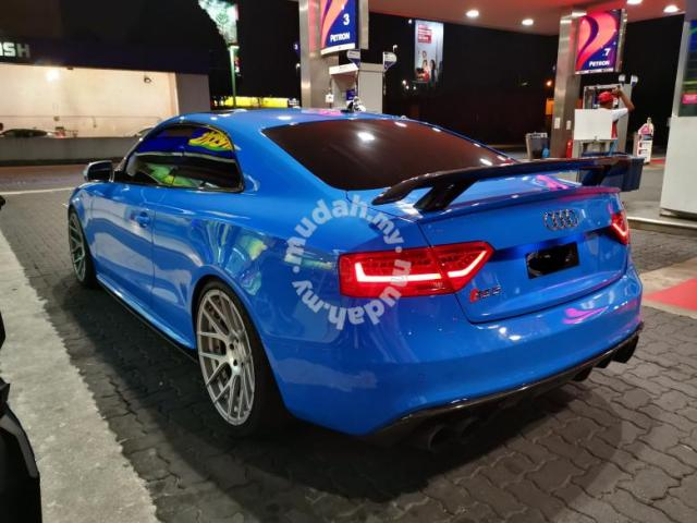 AUDI A5 S5 RS5 TTRS spoiler - Car Accessories & Parts for ...