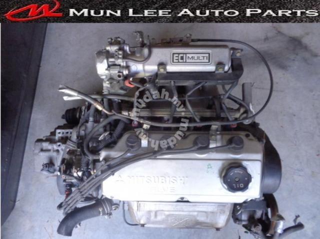 engine empty mitsubishi 4g93 sohc wira satria car accessories 2Azfe Engine Diagram