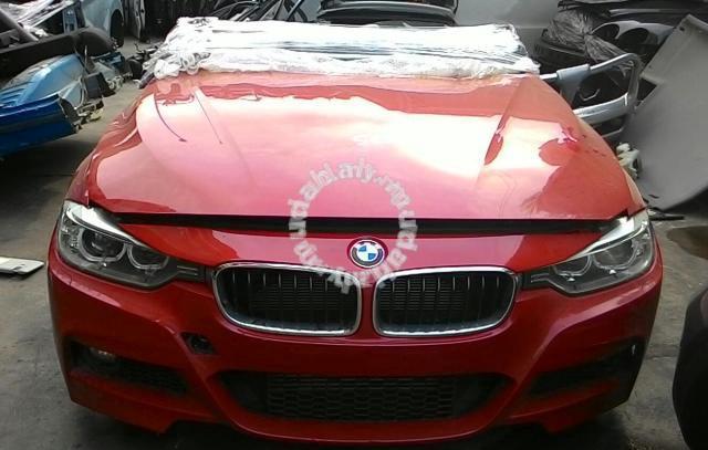 BMW 3Series F30 335i N55 Engine Gearbox Body Part  Car