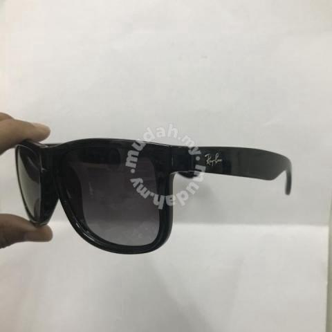 Rayban Original JustinGradient grey RB4165P 24 1 - Watches   Fashion  Accessories for sale in Others, Kuala Lumpur 894fb5168b85