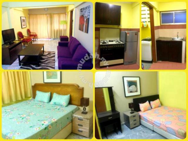 Palm Court Apartment Brickfields Fully Furnished Best Deal Hurry Apartments For Rent In Brickfields Kuala Lumpur Mudah My