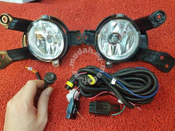 proton persona ori fog lamp with wiring switch car accessories rh mudah my Wiring a Lamp Aftermarket Fog Light Wiring Diagram