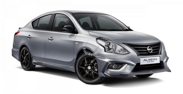 2020 Nissan Almera New Facelift Black Series Cars For Sale In Seri Kembangan Selangor