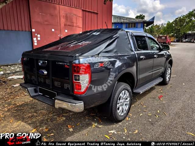 Ford Ranger - Canvas (Tebal & Baru)