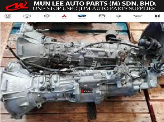 JDM Gear box Suzuki Vitara G16A Automatic Gearbox - Car ...