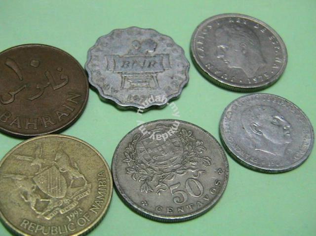 World Coins (A)