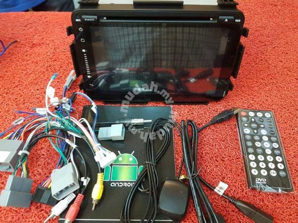 Honda hrv android mirror link dvd gps player - Car Accessories & Parts for  sale in Setapak, Kuala Lumpur