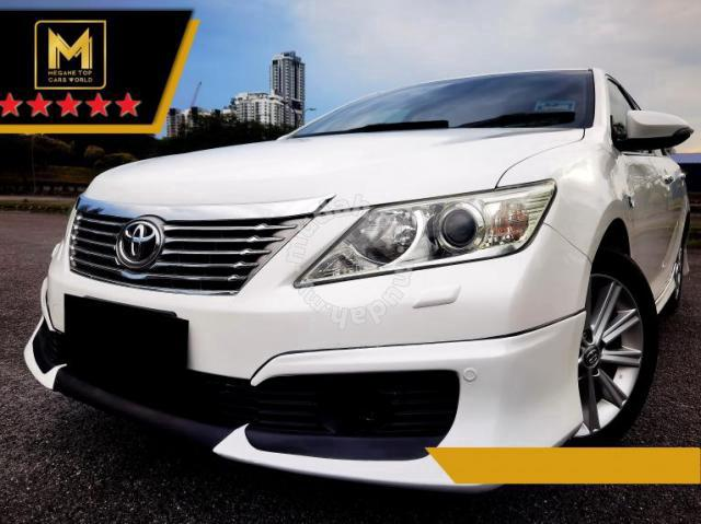 2014 Toyota CAMRY 2.5 V (A) TIP TOP CONDITION !!!