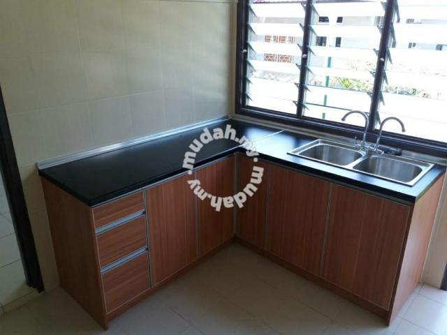 Kabinet Dapur Bajet Murah Kapar Klang Home Liances Kitchen For In Selangor