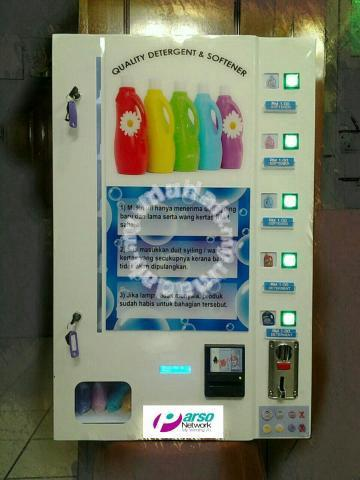 Soap Snack Mini Vending Machine Professional Business