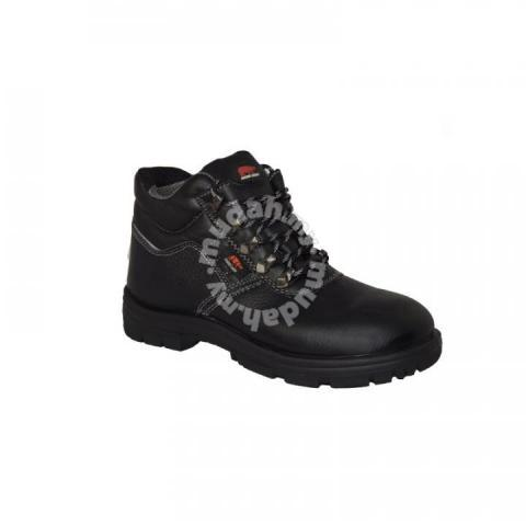 361bfee9fb Safety Shoes Rhino Mid Cut Lace Up Black C201 ST - Shoes for sale ...