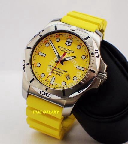 Victorinox Inox V241735 Professional Diver Watch Watches Fashion Accessories For Sale In Kota Damansara Selangor