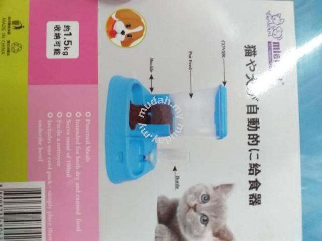 Bekas Makanan Kucing Balik Kg Home Appliances Kitchen For Sale In Bangi Selangor Mudah My