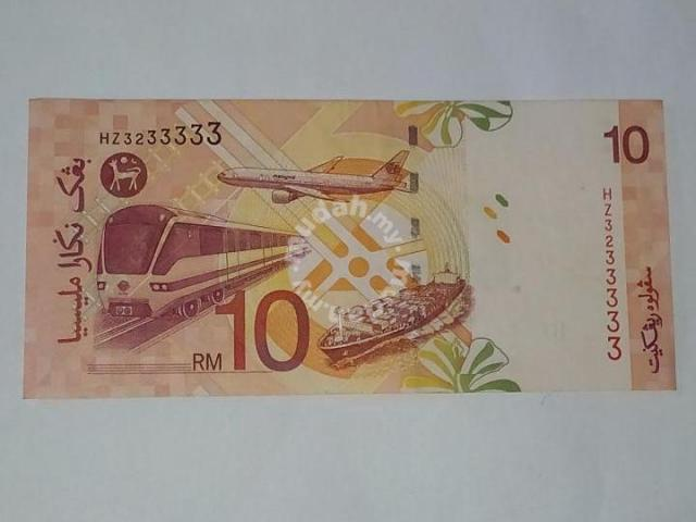 Collectible money with lucky numbers - Hobby & Collectibles for sale in  Bangsar, Kuala Lumpur