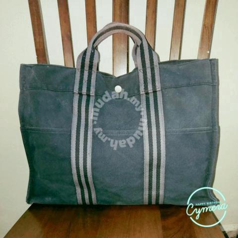 96091530c94e Tote Bag Authentic Hermes Fourre Tout MM - Bags   Wallets for sale in Wakaf  Baru