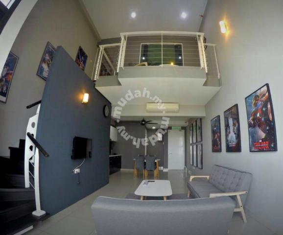 (FULLY)Scott Garden Soho Duplex Studio Near KL Sentral ...