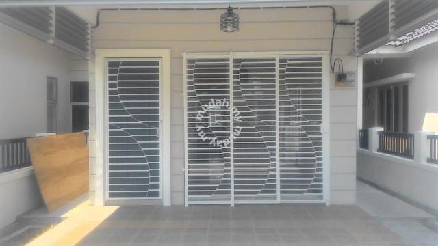 Grill pintu slidding modern - Furniture & Decoration for ...