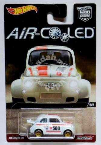 Hotwheels Car Culture Air Cooled Fiat 500 Hobby Collectibles For Sale In Sri Damansara Kuala Lumpur