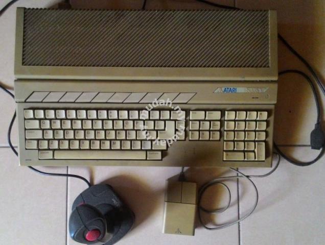 Dy Atari ST 520 FM Game Computer w/ Sony 14