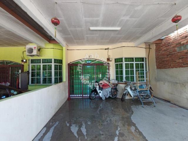 Teres Setingkat 3 Bilik 2 Bilik Air Di Bandar Baru Putra Ipoh Houses For Sale In Ipoh Perak Mudah My