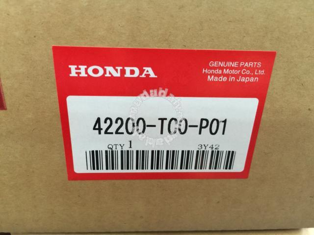 Honda Accord TAO rear wheel bearing Original - Car Accessories & Parts for  sale in Jalan Ipoh, Kuala Lumpur