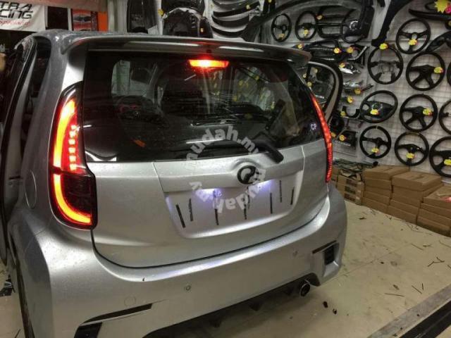 Myvi Lagi Best Light Bar Led Tail Lamp Taillamp Car