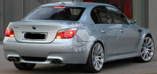 BMW E60 5 Series Convert M5 Complete Bodykit - Car Accessories & Parts for  sale in Bandar Sunway, Selangor