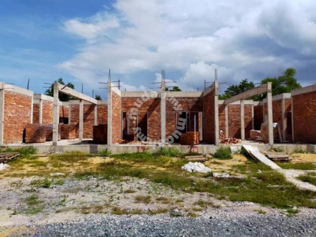 [DEPOSIT MURAH] Rumah Teres Setingkat, Pulau Serai, Dungun, Terengganu