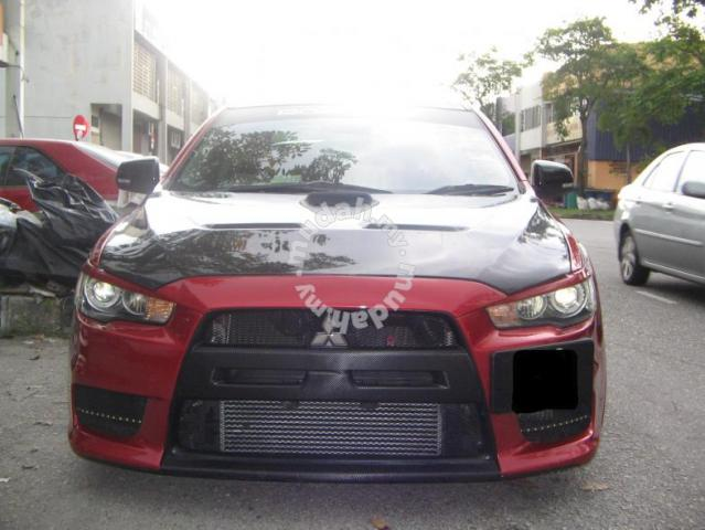 Mitsubishi Lancer Evo 10 Bodykit - Car Accessories & Parts for sale in  Bandar Sunway, Selangor